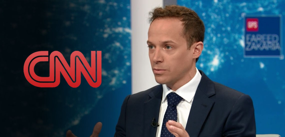 APB Speaker David Epstein Explains Why Generalists Triumph on CNN