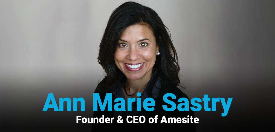 Ann Marie Sastry Discusses Importance of AI in Healthcare & Business
