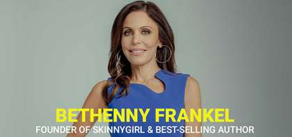 Speaker Bethenny Frankel to Deliver 500,000 Masks to Hospitals