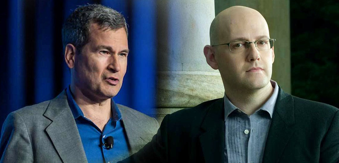 What is the Attraction to Audiobooks? APB Speakers David Pogue & Brad Meltzer Explain