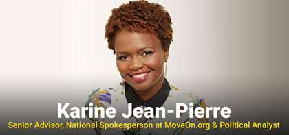 Speaker Karine Jean-Pierre Joins Biden Campaign as Senior Adviser