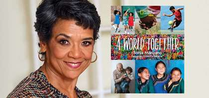 APB Speaker Sonia Manzano Teams Up with National Geographic For Powerful New Kids Book