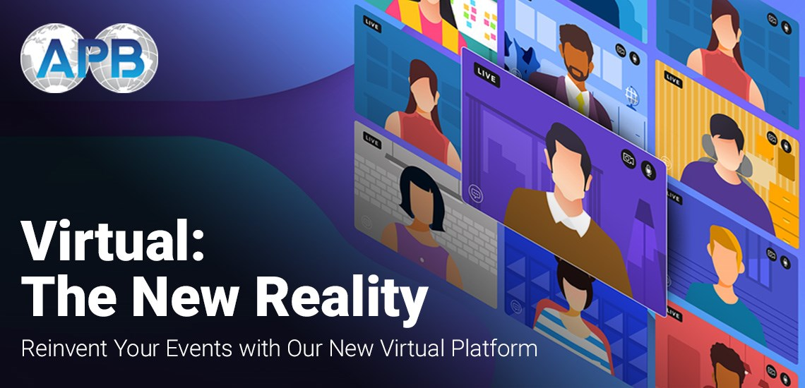 Go Virtual for Your Next Event - Demo Our New Platform Now