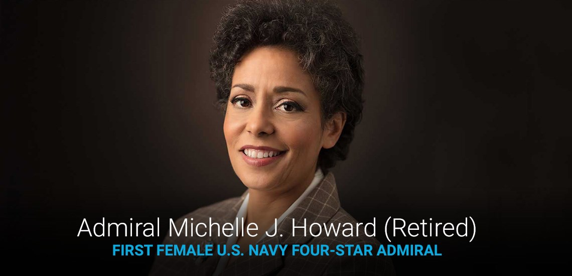 APB's Michelle Howard Appointed to President-Elect Joe Biden's Transition Team to the Department of Defense