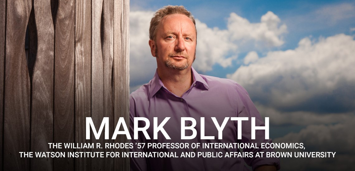 "APB's Mark Blyth says Trump ""has got a lot more left than people give him credit for"""