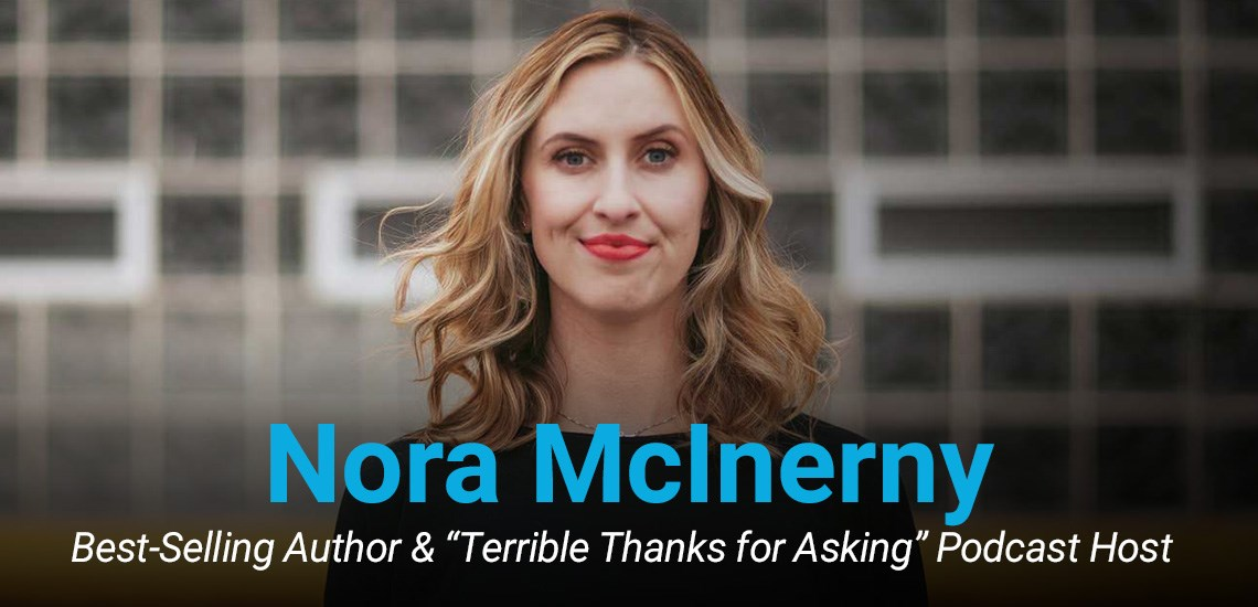 "APB's Nora McInerny's Latest New York Times Op-ed, ""You Don't Have to Fake It Through Thanksgiving"""