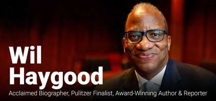 APB Speaker Wil Haygood to Release New Book 'Colorization' in October 2021