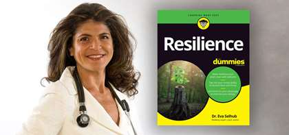APB's Dr. Eva Selhub Releasing New Book 'Resilience for Dummies' On March 3rd