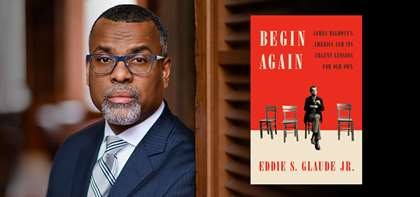 APB Congratulates Exclusive Speaker Dr. Eddie S. Glaude on Being Named The Stowe Prize 2021 Honoree