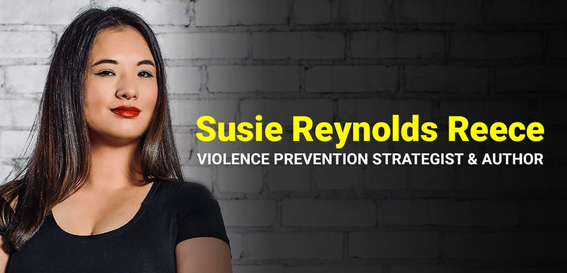 AAPI Heritage Month & Mental Health Awareness Month: An Interview with Susie Reynolds Reece, Violence Prevention Strategist & Author